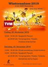 Flyer TV Meinisberg Turnvorstellung 2019