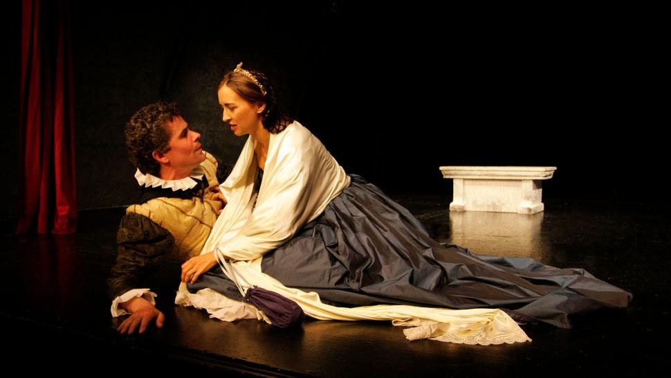 Matthias Schuppli- Lorenzo; Isabella Ruby- Bianca