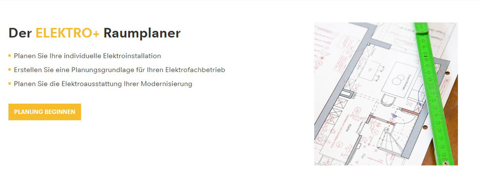 Elektro+ Raumplaner