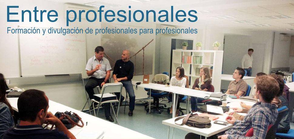 Entre profesionales