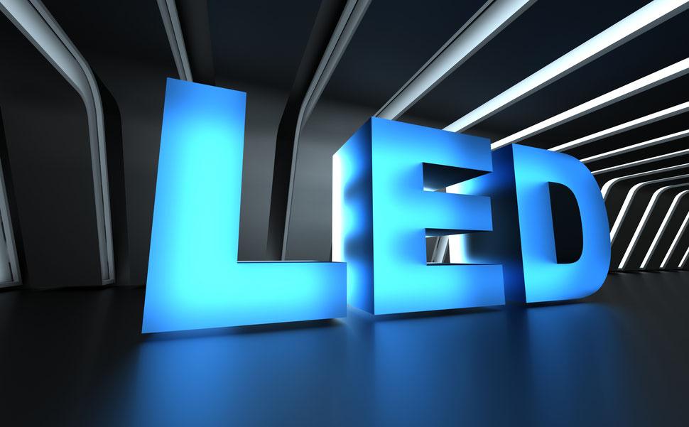 Umsteigen auf LED-Beleuchtung und doppelt kassieren!