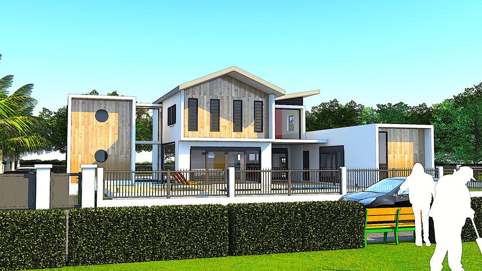 faire construire sa villa à l'iles de la réunion - artisan ... - Faire Construire Sa Maison Par Des Artisans