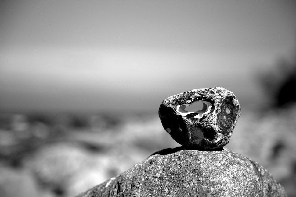 stone - hiddensee 2014