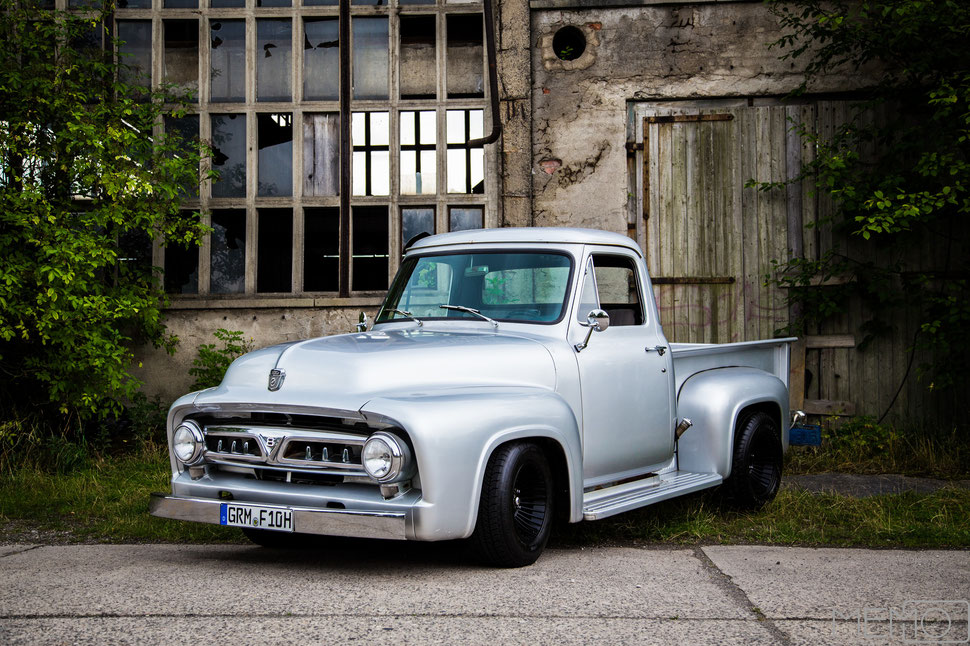pickup ford f10