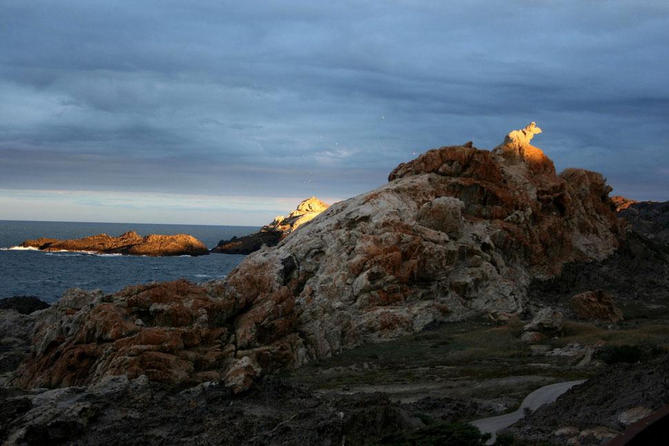 sonnenuntergang - ostküste spanien