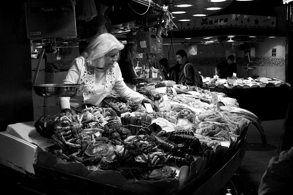 fischfrau von barcelona