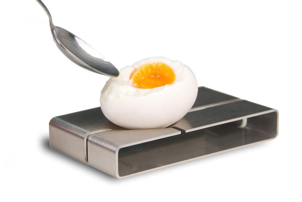hegg - Eierbecher für liegende Eier