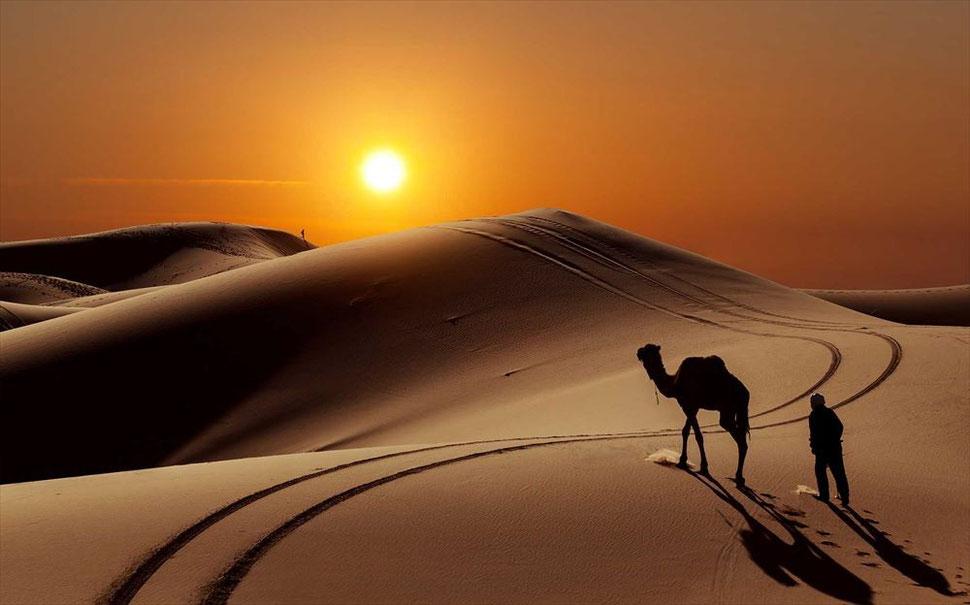Atlas Desert Trek