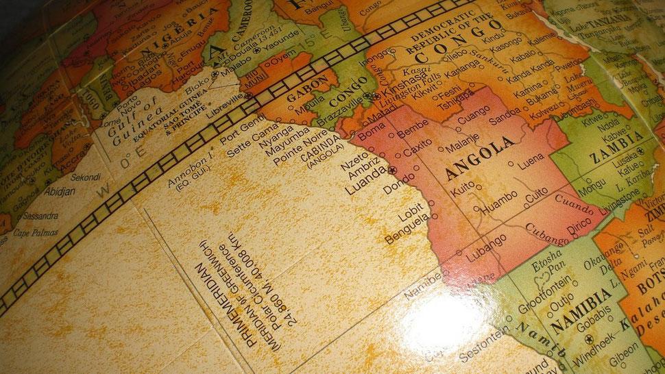 アフリカ、ガーナ