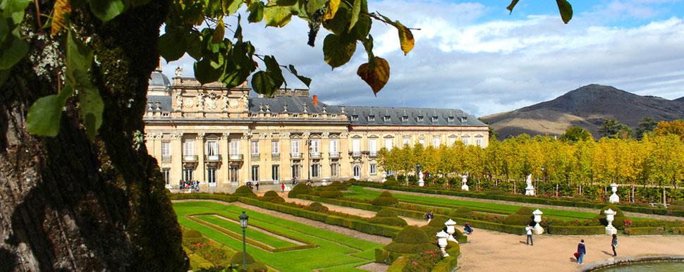 Palacio Real del Real Sitio de San Ildefonso