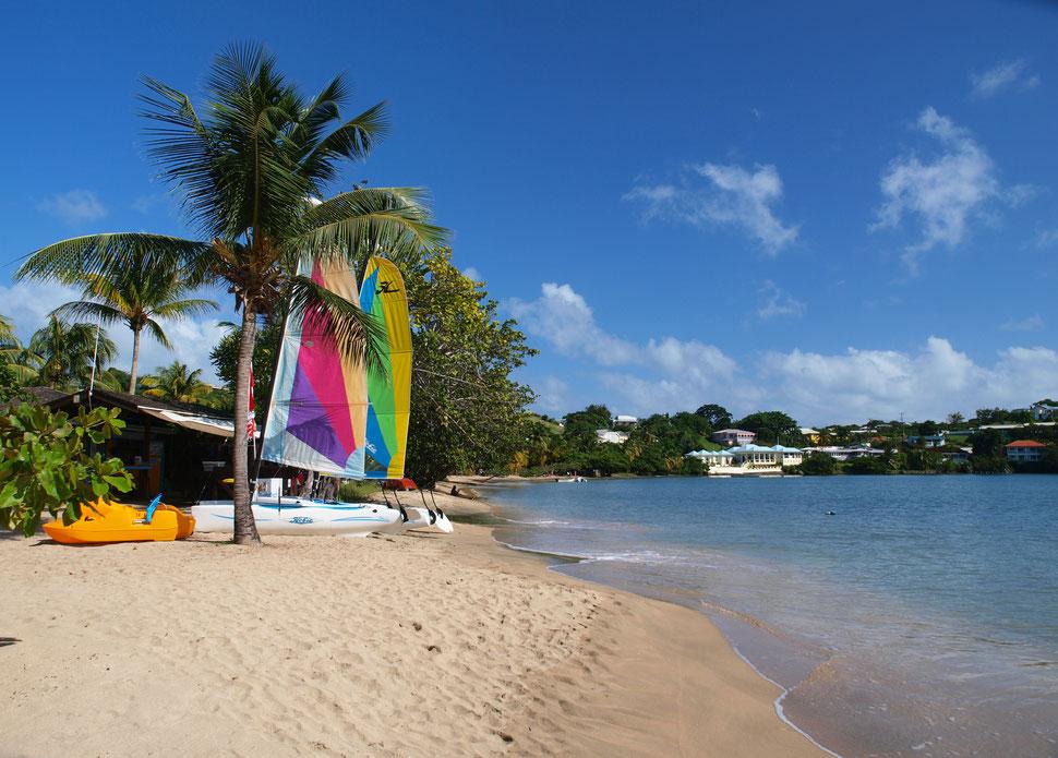 L'Anse Aux Epines Beach, Calabash Hotel