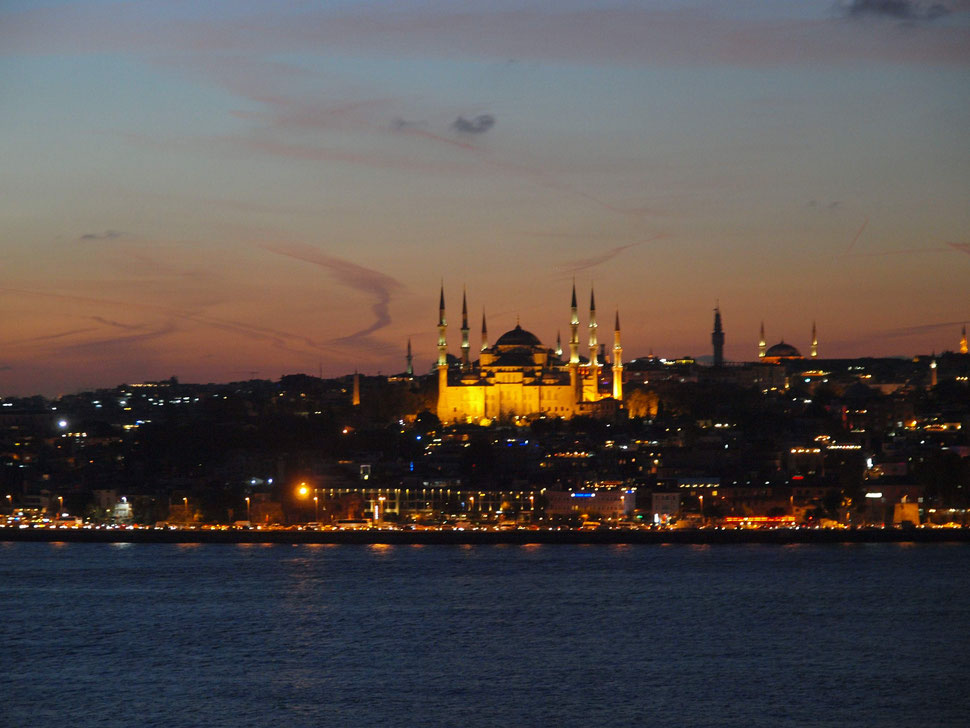 Istanbul, Sultan-Ahmed-Moschee