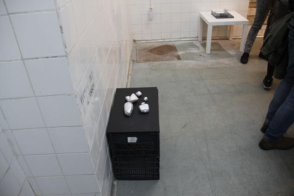 BOKATAK | Siete restos de bokatas esculpidos | Variables | 98 D.D.