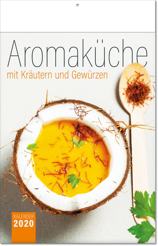 "Bildkalender ""Aromaküche"" 2019"
