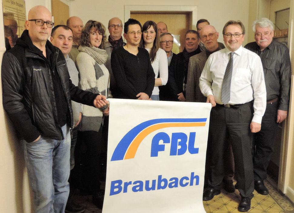 Weitere KandidatInnen der Freien Bürger Liste Stadt Braubach