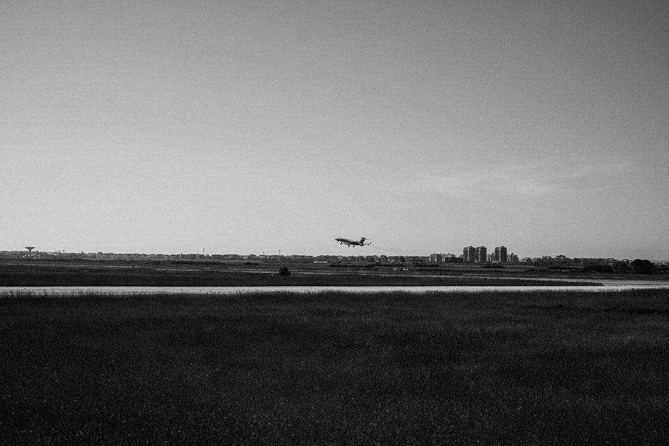 Rom, Flugzeug, Thomas Sasse Fotograf Magdeburg