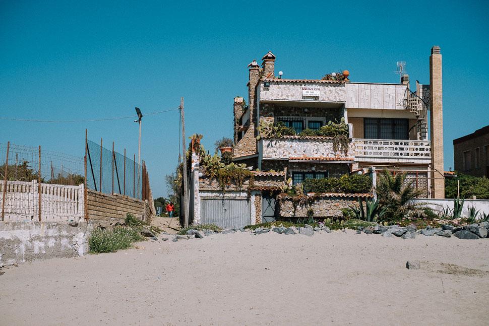 Strand Rom, Zaun, Sand, Fotografen Kongress Wayupnorth, Thomas Sasse aus Magdeburg, Timjudi Dresden