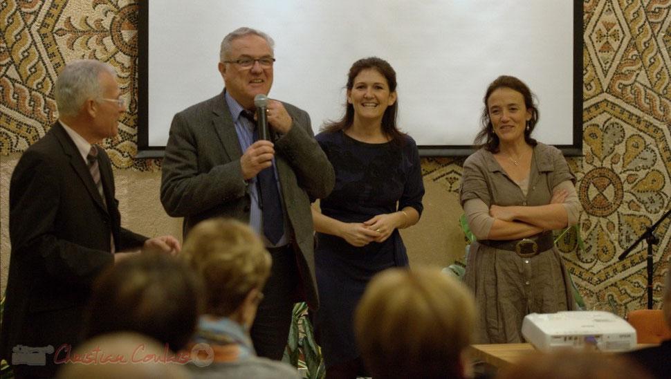 Gérard Poisbelaud, remplaçant, Jean-Marie Darmian, candidat, Anne-Laure Fabre-Nadler, candidate, Mathilde Feld, remplaçante