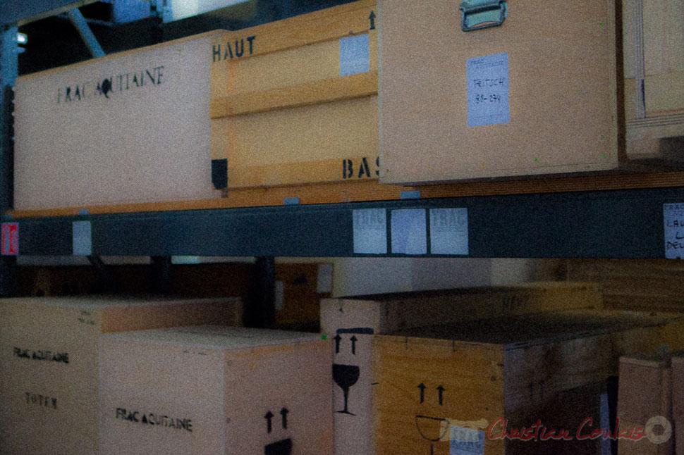 """""""MecaBox"""" © Christian Coulais, FRAC Aquitaine, Fonds Régional d'Art Contemporain. Reproduction interdite - Tous droits réservés"""