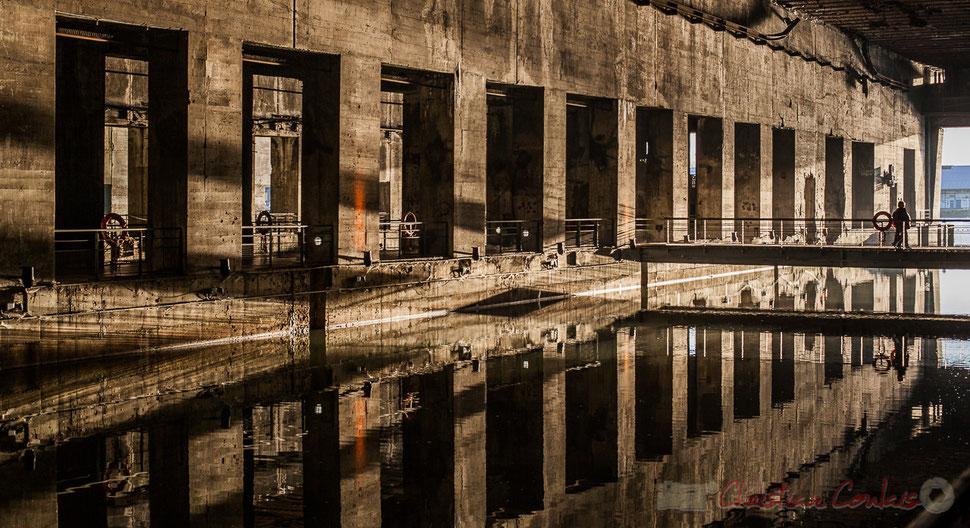 Base sous-marine de Bordeaux, expositions temporaires, photographies, concerts, art lyrique, jazz, spectacles théâtre, danse