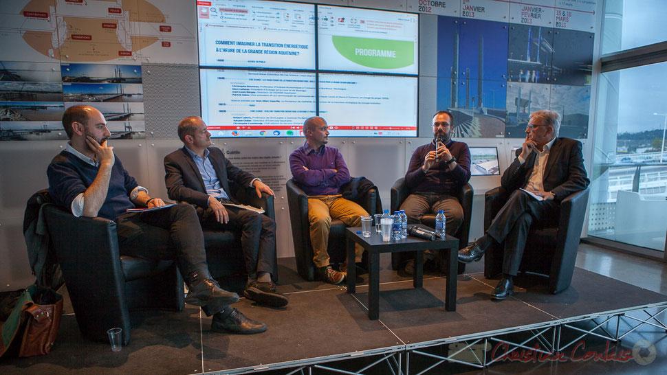 Enercoop Aquitaine : Journée d'études sur la transition énergétique dans la future Grande Région