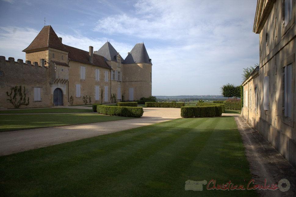 Visite-dégustation au Château d'Yquem, Premier Cru Supérieur de Sauternes, classement de 1855