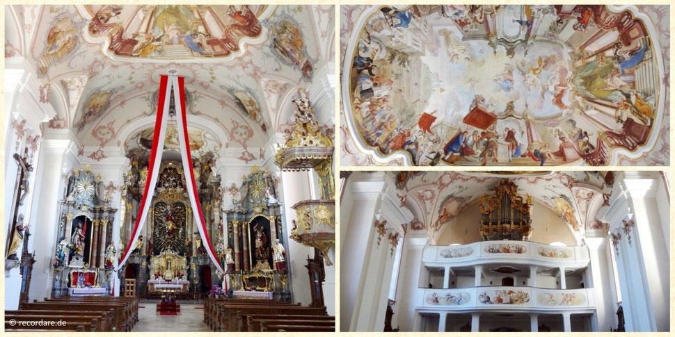 Wallfahrtskirche Maria Heil der Kranken auf dem Habsberg