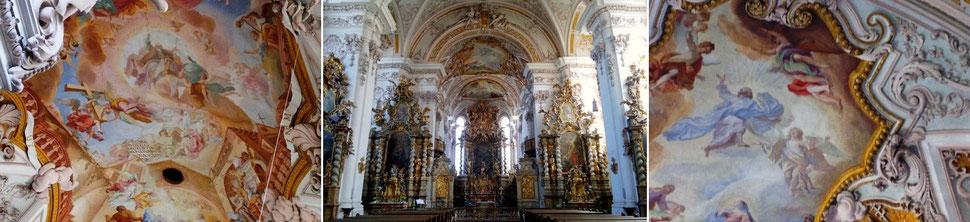 Asamkirche Mariä Himmelfahrt, Aldersbach