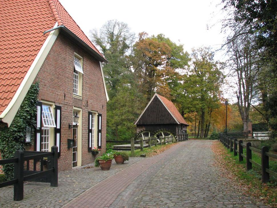 Alte Grafschafter Teestube (ehemaliges Müllerhaus)