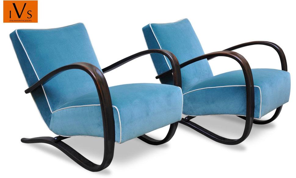 Halabala chair H269 for sale