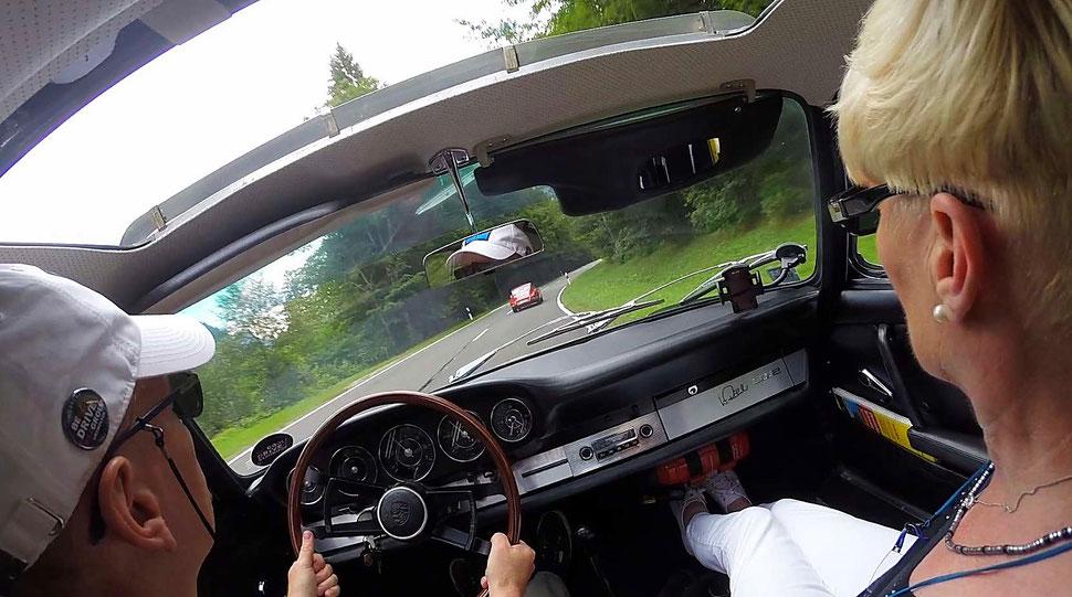 Das Porsche 912 Schiebedach-Coupé