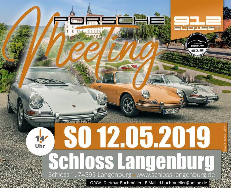 Porsche 912 Treffen im Südwesten