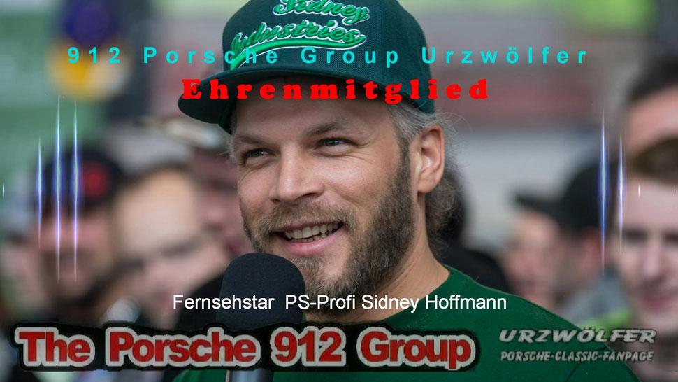 912 Ehrenmitglied Sidney Hoffmann