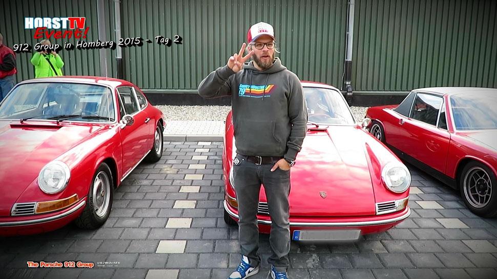 912 Porsche Group und Sidney Hoffmann