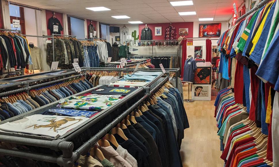 Home - FLIP Vintage - Newcastle's Original Vintage Clothing Store