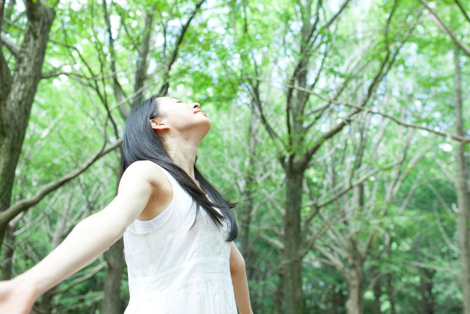 ヨガの呼吸法 ヨガでは呼吸がとても大切