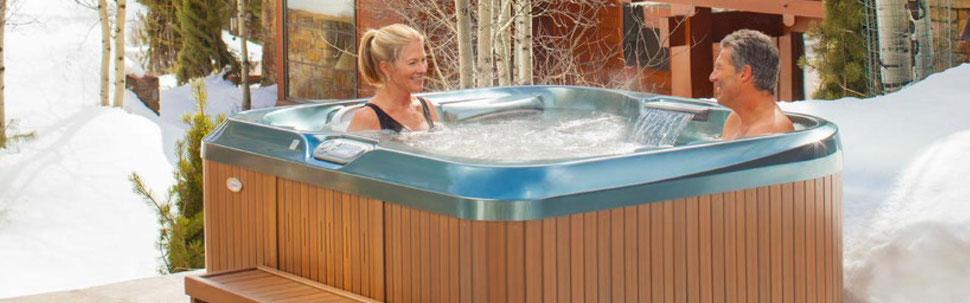 S&K GmbH Jacuzzi Whirlpool - J400 Premium von einer speziellen Schale geschützt
