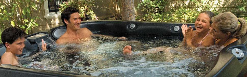S&K GmbH Jacuzzi Whirlpool - J300 Premium