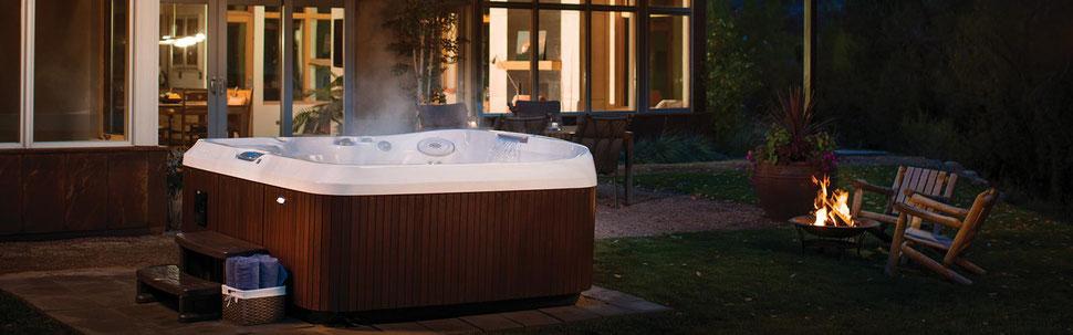 S&K GmbH Jacuzzi Whirlpool - J400 Premium Energie-Ersparnis