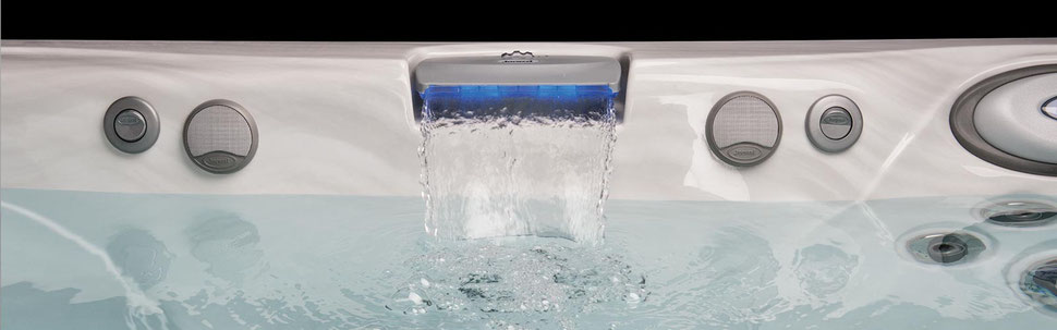 S&K GmbH Jacuzzi Whirlpool - J300 Premium Raum für Entertainment