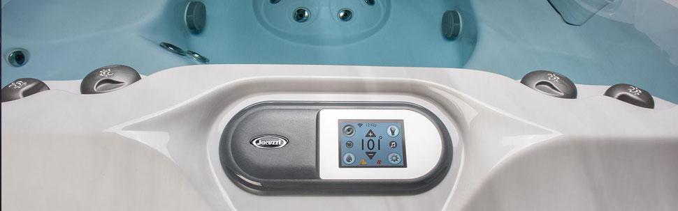 S&K GmbH Jacuzzi Whirlpool - J400 Premium Raum für Entertainment