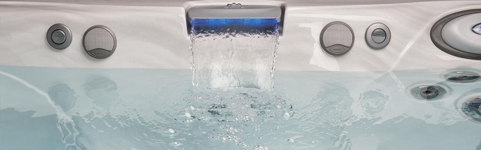 S&K GmbH Jacuzzi Whirlpool - Wassereinlass bei einem Jacuzzi