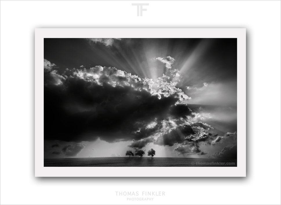 Fine art photography, art photography, photographic art, black and white, monochrome, cloud, sky, cloudscape, nature, landscape, prints