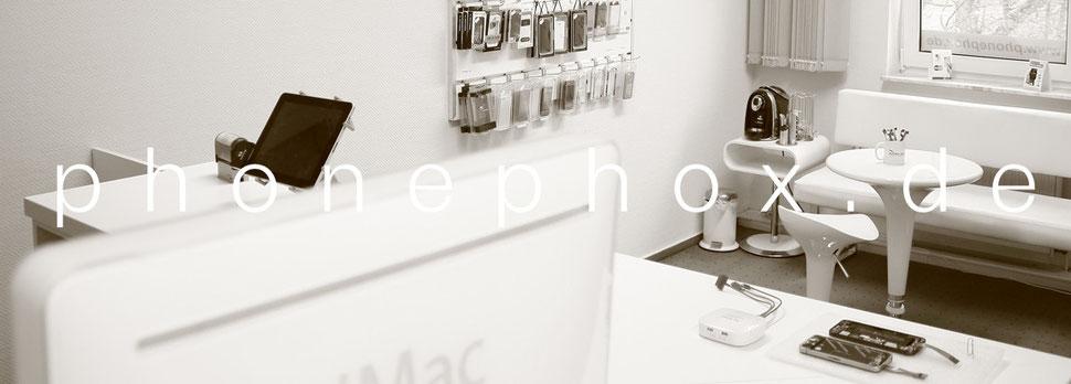 PhonePhox Smartphone Tablet Reparaturwerkstatt
