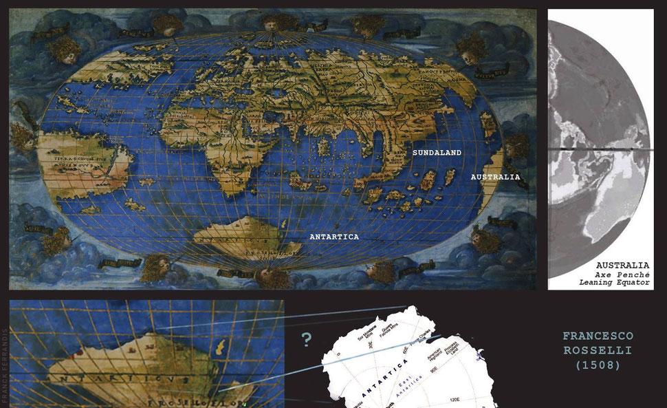 Planche de Franck Ferrandis, illustrant une similitude dans le découpage des cotes.