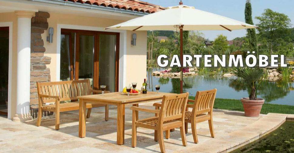 Gartenmöbel von Sonnenpartner und Devries in Berlin Spandau