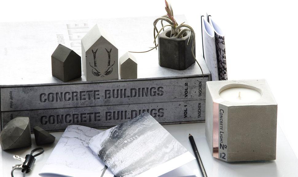 Concrete Art and Design by PASiNGA