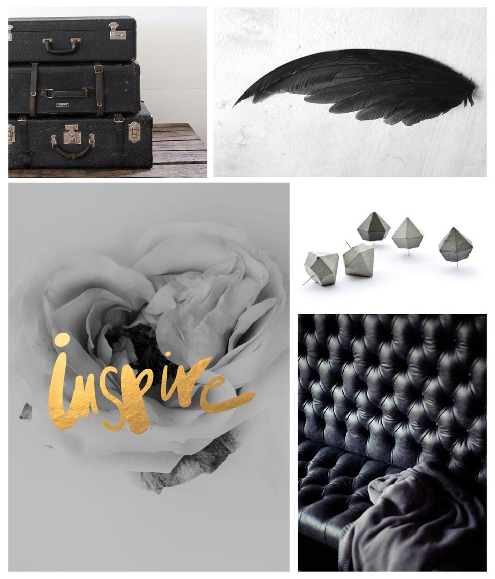 'Wings of Inspiration' | images via PASiNGA and Pinterest