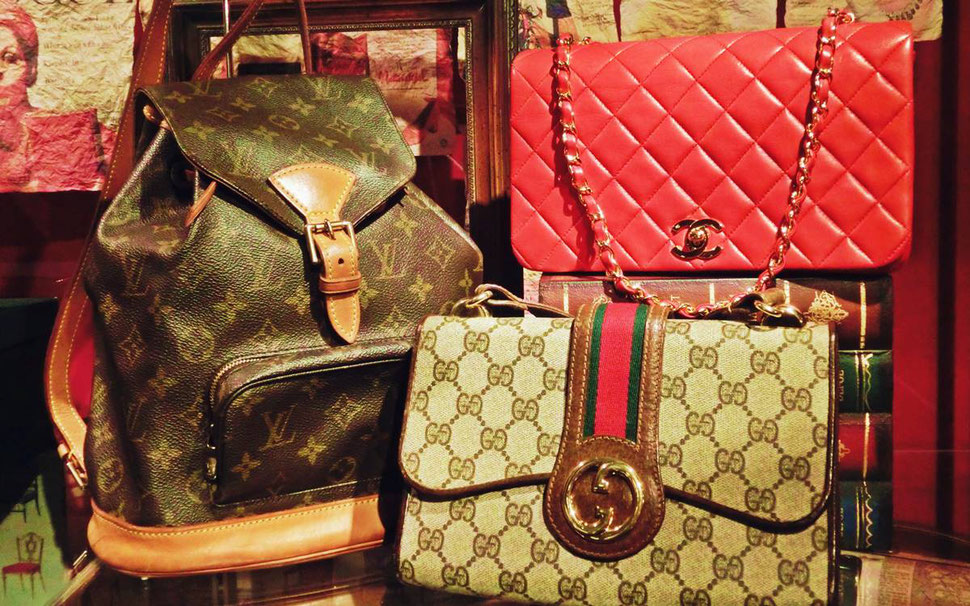 CHANEL・LOUIS VUITTON・HERMES・GUCCI