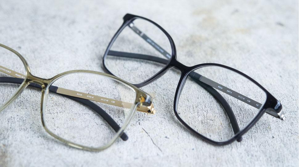 Schönen Brillen aus der Schweiz von Götti auch in Thüringen.